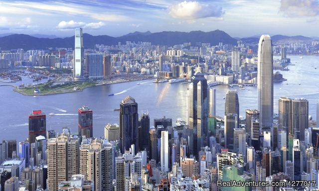 Hong Kong At A Glance: