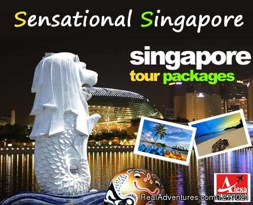 Get Singapore Holiday Package at Discounted Price: