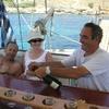 Authentic way to enjoy Greek islands like Odysseus