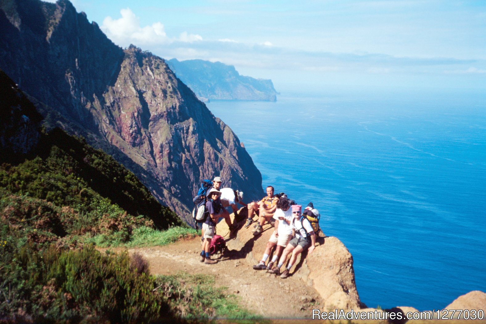 Beatiful landscape in Madeira