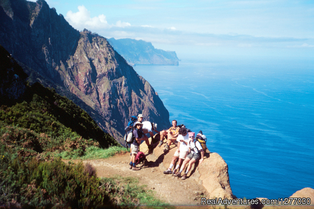 Beatiful landscape in Madeira - Mountains and Levadas Madeira