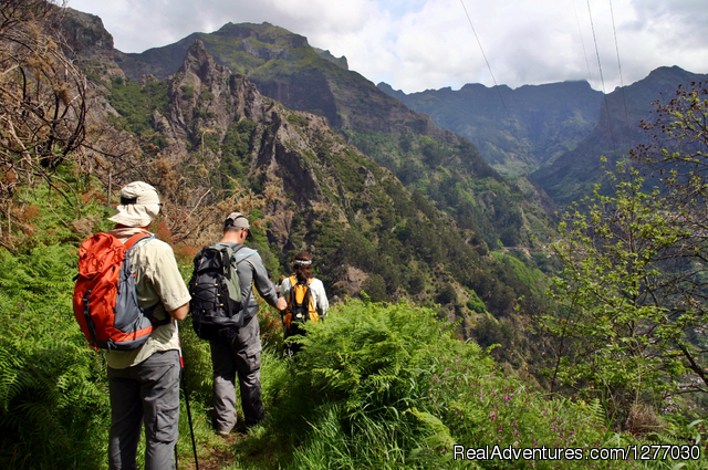 Hiking in Madeira (#4 of 6) - Mountains and Levadas Madeira