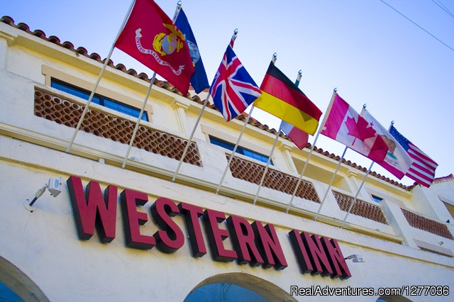 Image #1 of 1 - Western Inn/ San Diego/Old Town