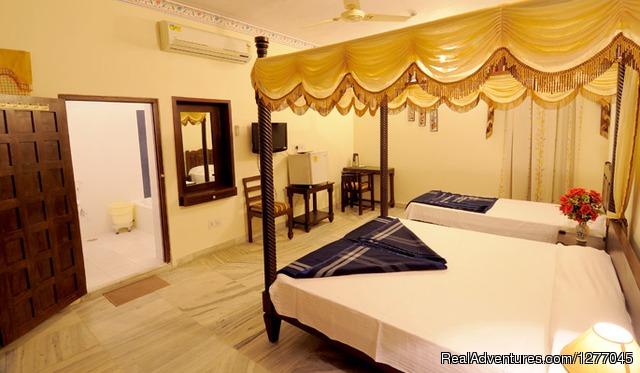 Laxmi Palace Hotel- Heritage Hotel in Jaipur