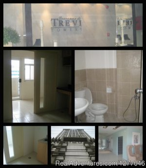 Makati Condo For Rent Near Malls, Hospital, Church Makati, Philippines Vacation Rentals