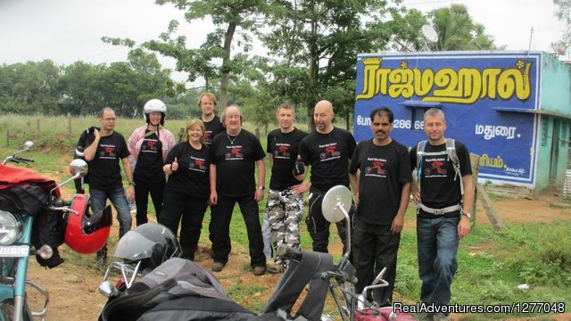 Royalbikeriders Adventure tour to India by Royalbikeriders