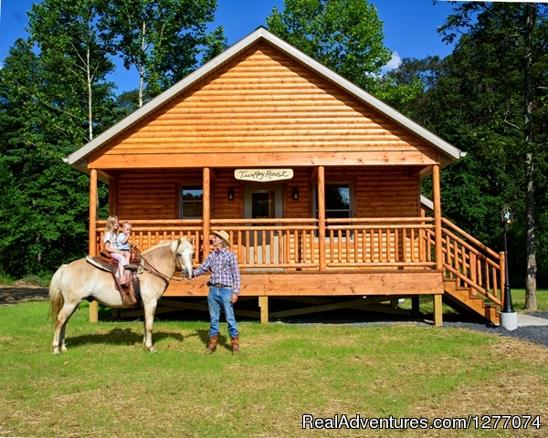 Creekside Resort and Ranch Vacations PA