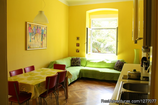 Apartment Rijeka Colors of Life