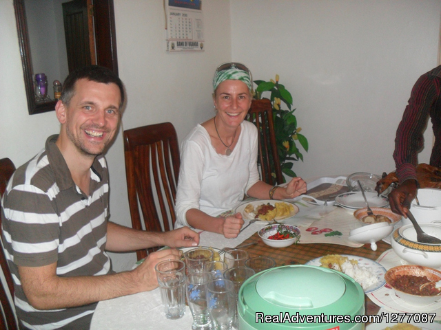 Homestay in Uganda: UgandaGuests