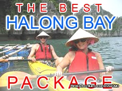 Halong Bay Vietnam Package Tours - A Viet Tourism - Vietnam Package Tours