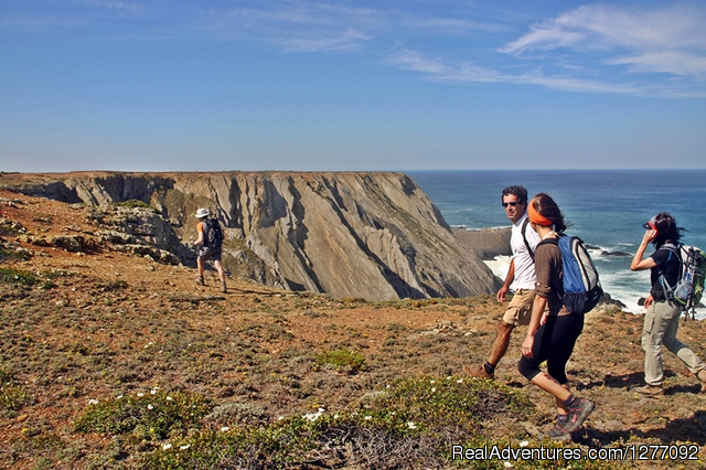 Hiking near beach - Rota Vicentina by the Historical Way