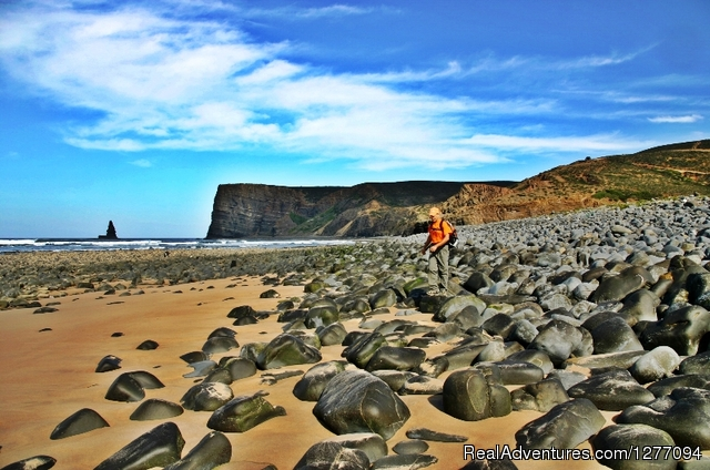 - Rota Vicentina Alentejo  by the Historical Way