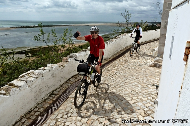 Trans Algarve Cycling 8D Vila Real Santo António, Portugal Bike Tours