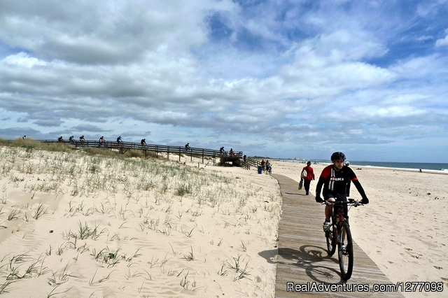 - Trans Algarve Cycling