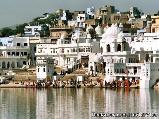 Temples at Pushkar - 15-Day Heritage & Culture Tour of India