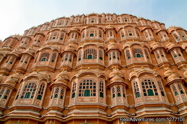 Hawa Mahal - The Palace of Winds - 15-Day Heritage & Culture Tour of India