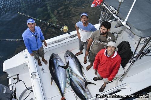 Fishing Charter - Big Game and Coastal: