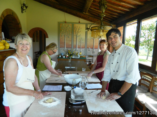 Mangiardivino your chef in Tuscany - Cooking & Tours Vacation all inclusive in Tuscany