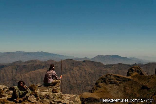 Highland Eco Trekking Ethiopia: Abune Yosef