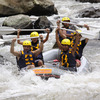 White Water Rafting at Ayung River, Ubud, Bali Rafting Trips Indonesia
