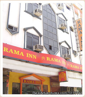 Hotel Rama Inn,pahar Ganj,new Delhi,india