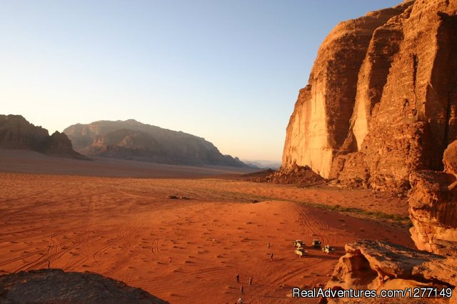 - Highlights of Jordan 5 Days