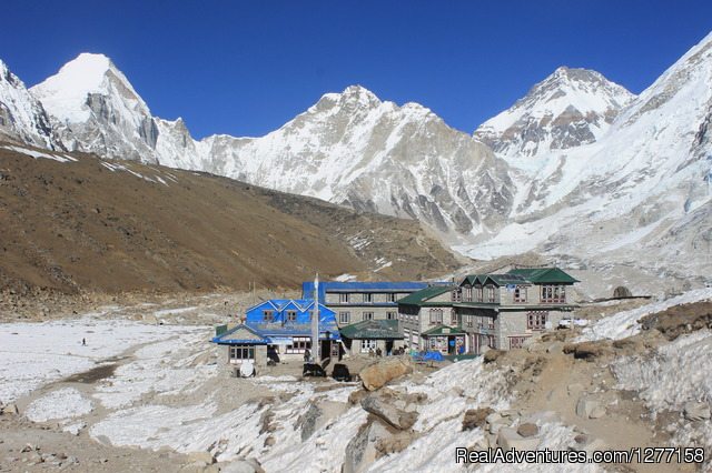 Trekking In Nepal Himalays: Everest Base Camp