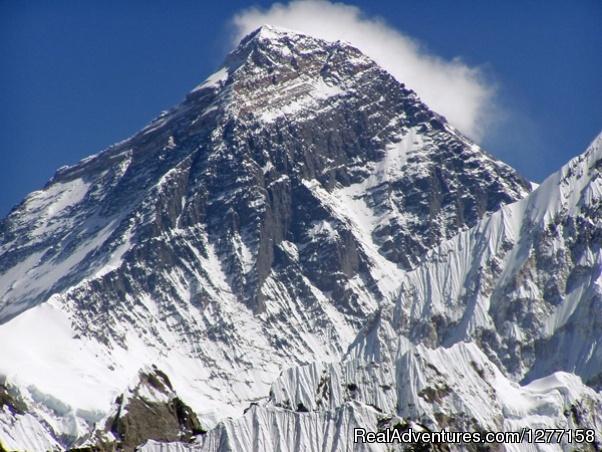 Trekking In Nepal Himalays Mount Everest