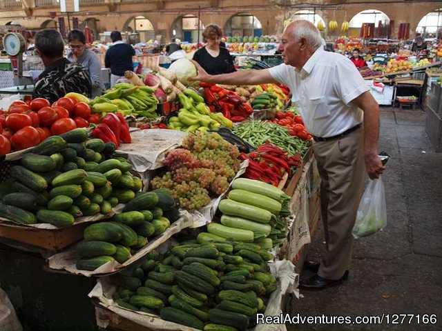 Aryans tours yerevan armenia sight seeing tours for Armenian cuisine history