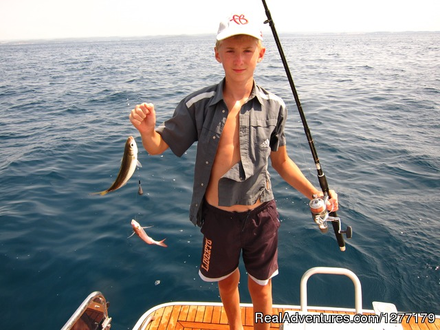Sport fishing - Fishing adventure in Croatia