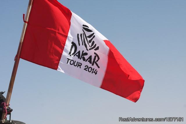 2015 Dakar Tour Dakar 2014