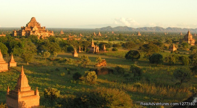 Bagan ancient city - Myanmar Off The Beaten Track Adventure