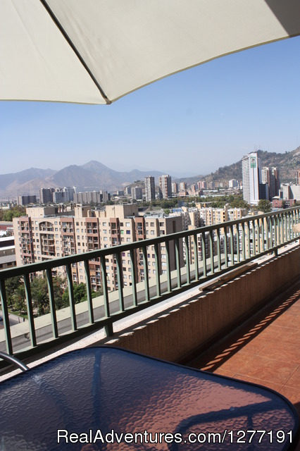 Great Aparment  in Santiago downtown