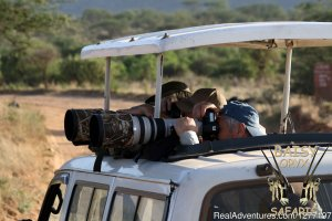 The Best of Kenya in 11 Days Nairobi, Kenya Wildlife & Safari Tours