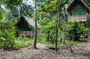 Rugged Jungle Adventure at Tapiche Jungle Reserve Iquitos, Peru Wildlife & Safari Tours