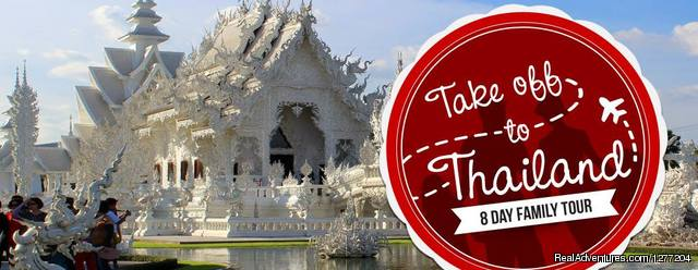 Cheap Family Tour to Thailand: