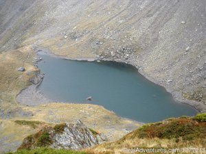 Fagaras Mountains Brasov, Romania Hiking & Trekking