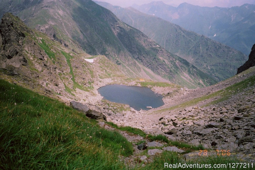 Caltun lake | Image #4/8 | Fagaras Mountains
