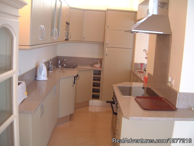 Fully Fitted Kitchen - Beach Home