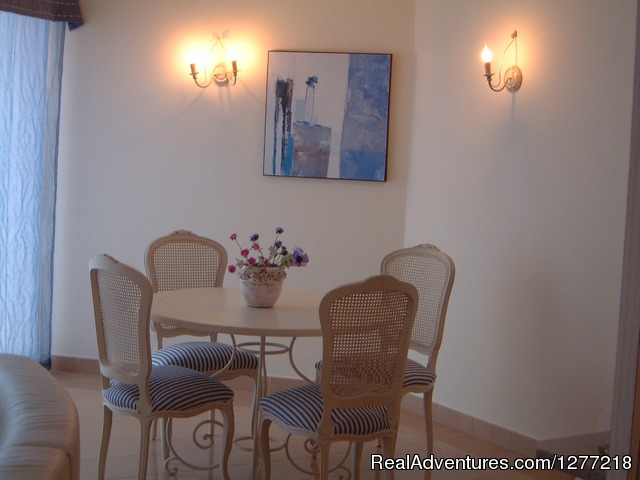 Dining Area - Beach Home