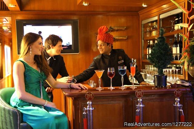 Maharajas' Express Maharajas Express Bar