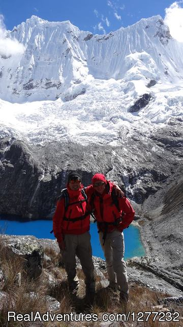 Santa Cruz & 69 Lake - Peruvian Hiking High Summit Peru Climbing & Treks