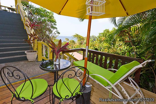 Artist Studio Private Sea View Deck | Image #2/12 | Self Catering Villa and Apartments Rental