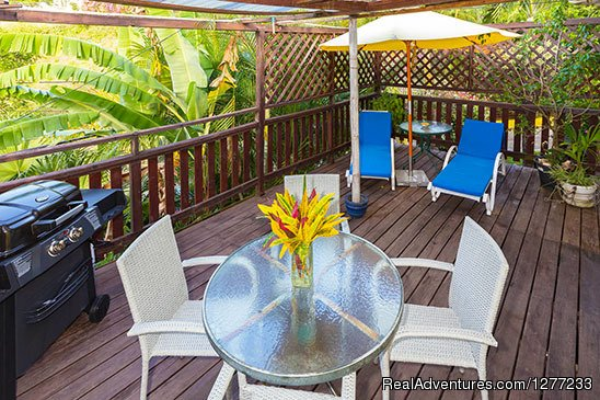 Sweet Nest Private Deck and BBQ Area | Image #5/12 | Self Catering Villa and Apartments Rental