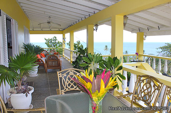 Warm Breezes Sea View Verandah - Self Catering Villa and Apartments Rental