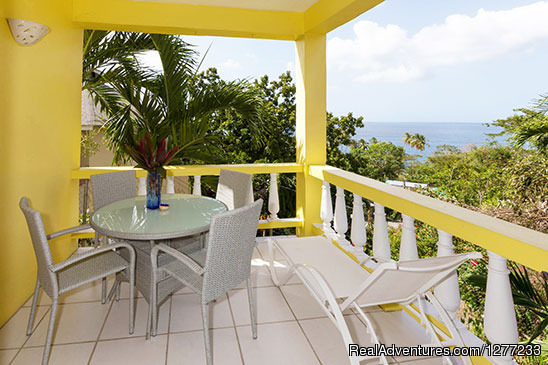 Corner View Apartment Private Sea View - Self Catering Villa and Apartments Rental