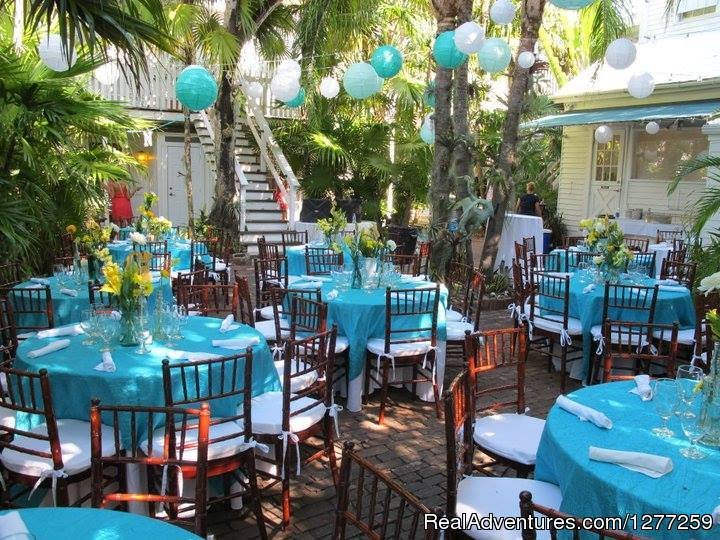 Old Town Manor Key West Reception Venue