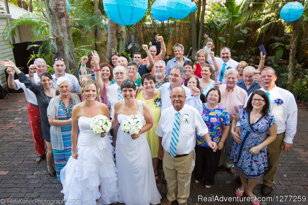 Old Town Manor Key West Destination Wedding | Image #5/15 | Old Town Manor Weddings