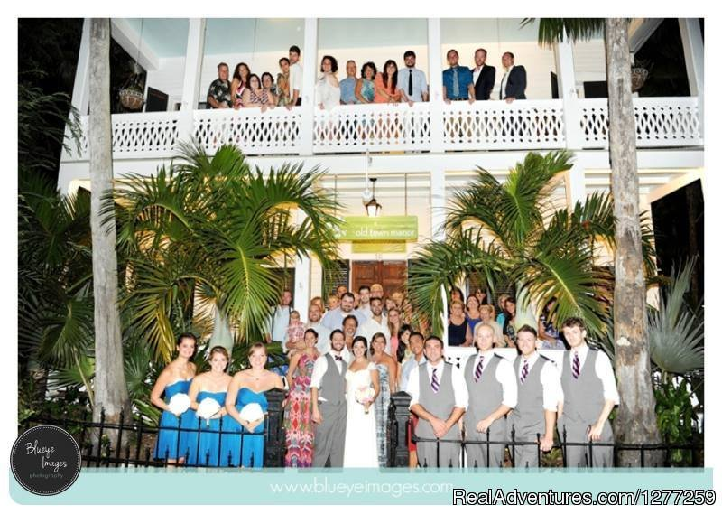 Old Town Manor Key West Bed & Breakfast | Image #8/15 | Old Town Manor Weddings