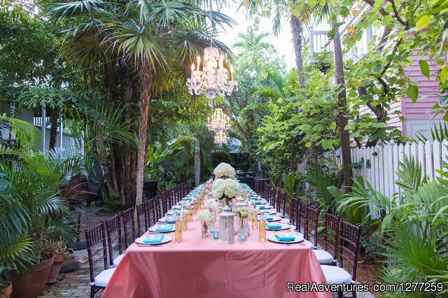 Old Town Manor Key West Wedding Venue